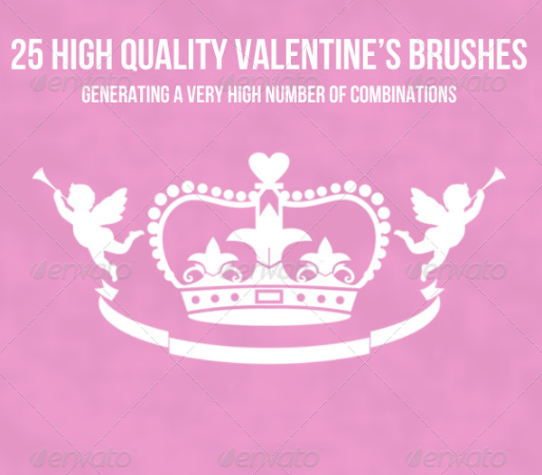 Download Crown PSD Brushes