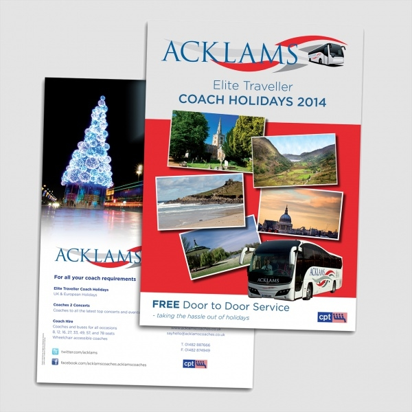 Download Holiday Brochure Design