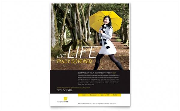 Download Insurance Flyer Design