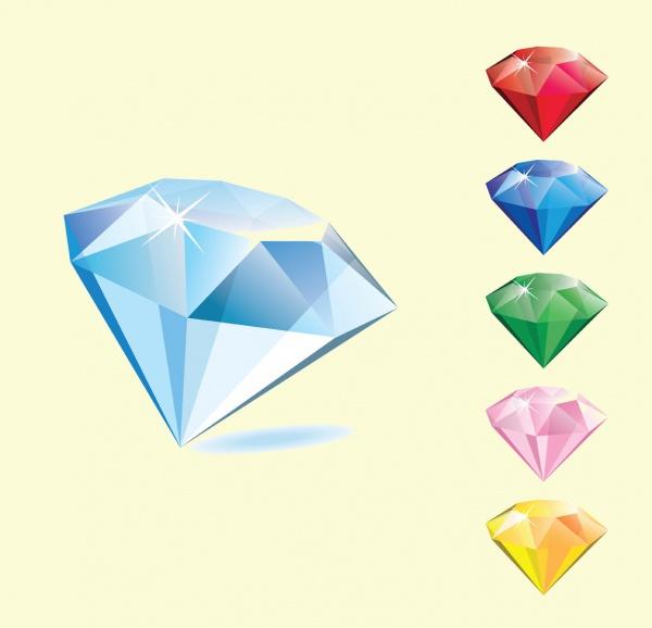 Download Pink Diamond Vector