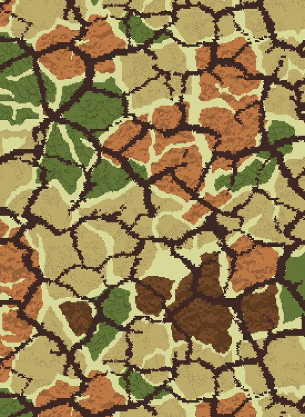 Download Vintage Camouflage Texture