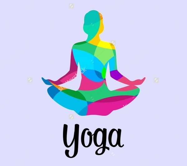 Download Yoga Vector Art