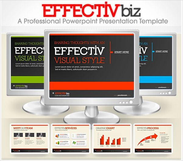 effectivbiz – professional powerpoint presentation
