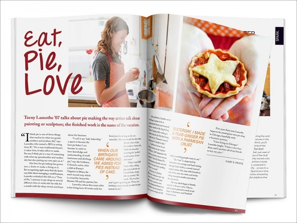 Eat And Pie Food Magazine