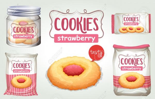 Eco Friendly Cookie Packaging