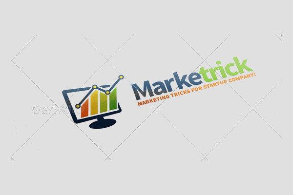 Editable Marketing Financial Logio