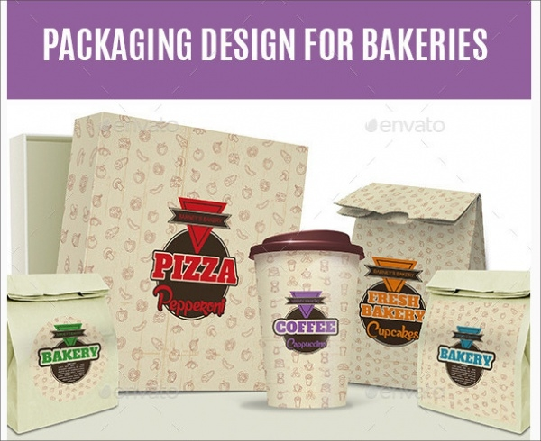 Elegant Pizza Packaging Designs