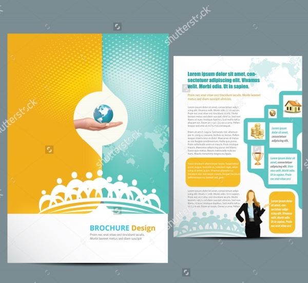 Elegant Professional Brochure Design