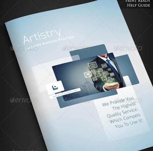 Elegant Security Business Brochure