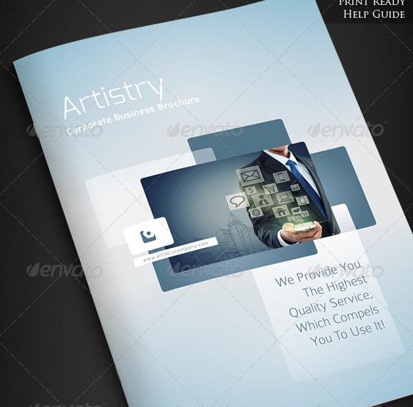 24  security brochure templates
