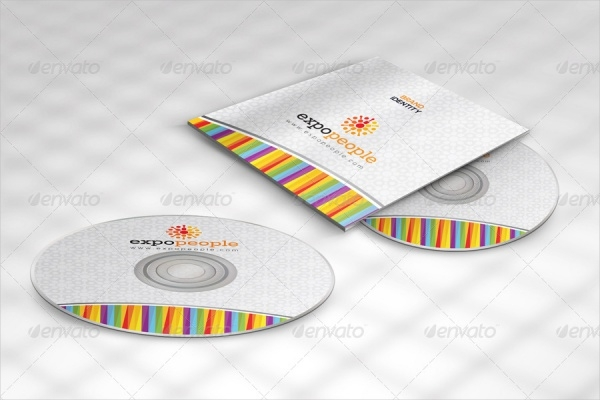 Expo People Corporate CD Package
