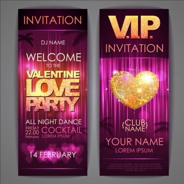 Exquisite Cocktail Party Invitation
