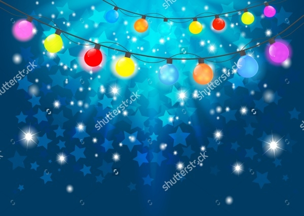 Fabulous Celebration Background Vector