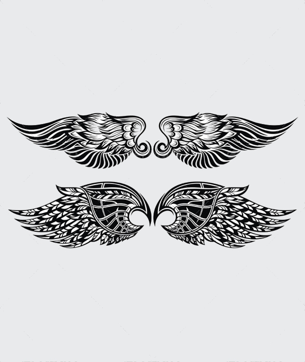 Fabulous Wings PSD Brushes