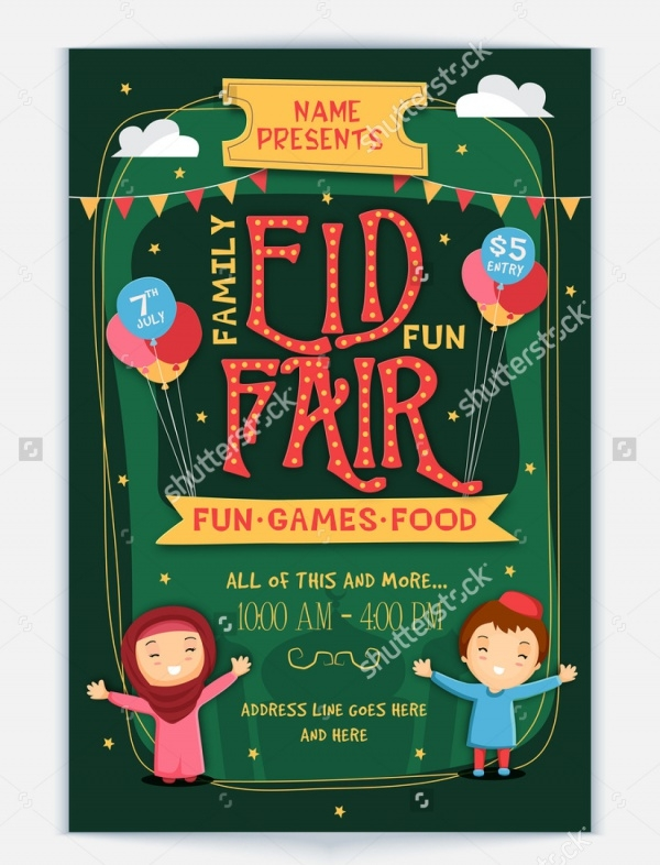 Game Night Flyer Template | TeamTracTemplate's