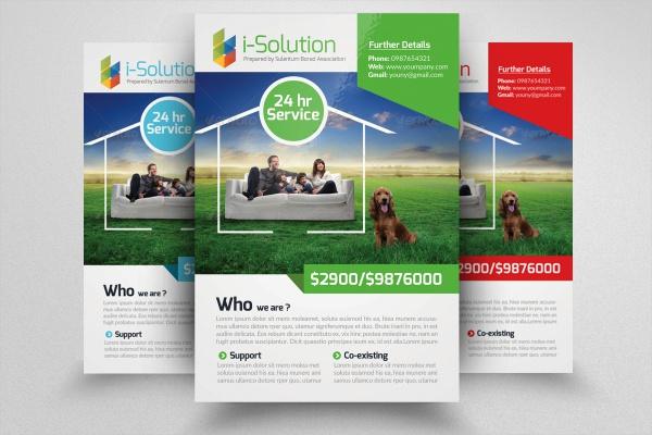 Family Insurance Flyer