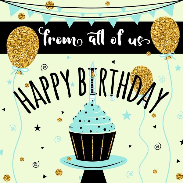 Fantastic Birthday Card Invitation