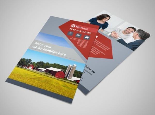 Farmers Insurance Flyer Template