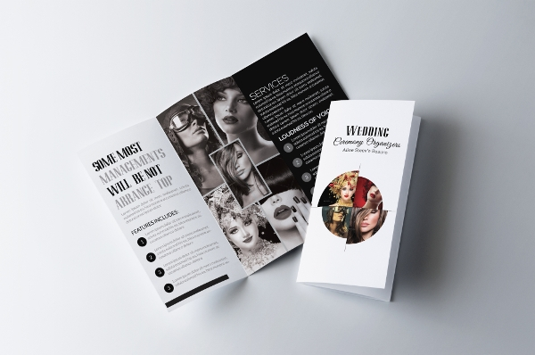 Fashion Advertisement Creative Brochure