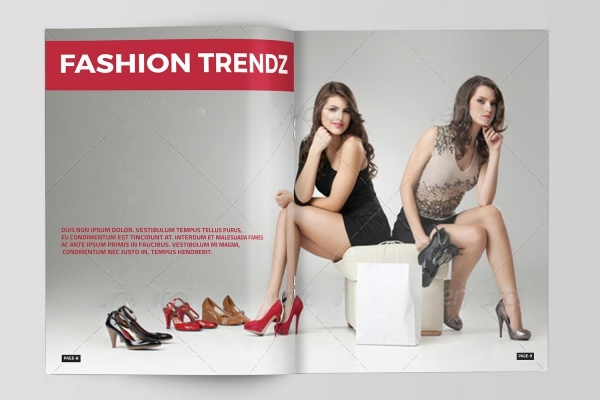 Fashion Photography Magazine