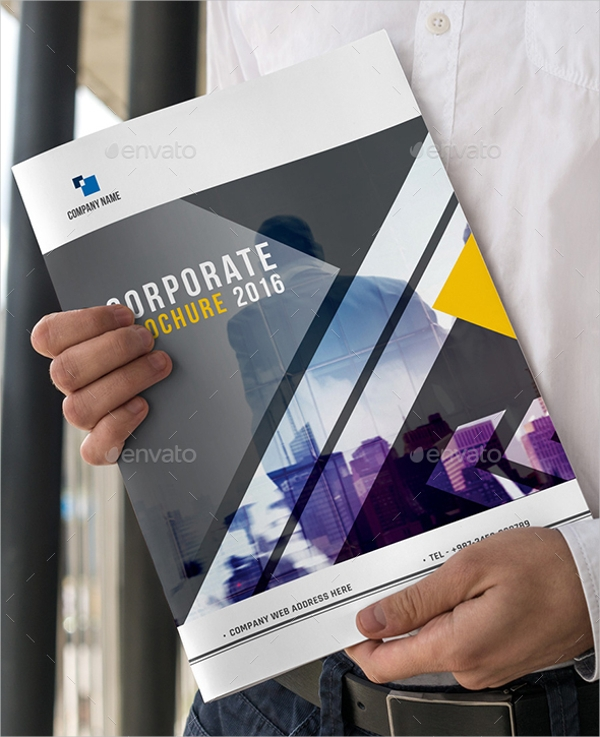 Financial Brochure for Corporate