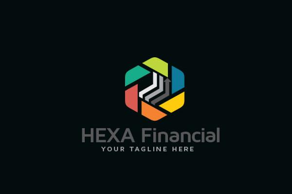 Financial Institution Growth Logo