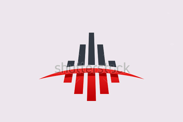 Financial Institution Growth Logo