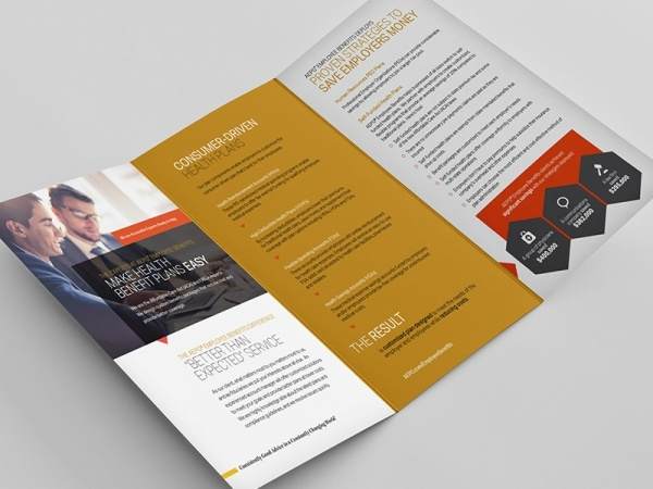 Service Brochure Templates  Psd Ai Vector Eps Format Download