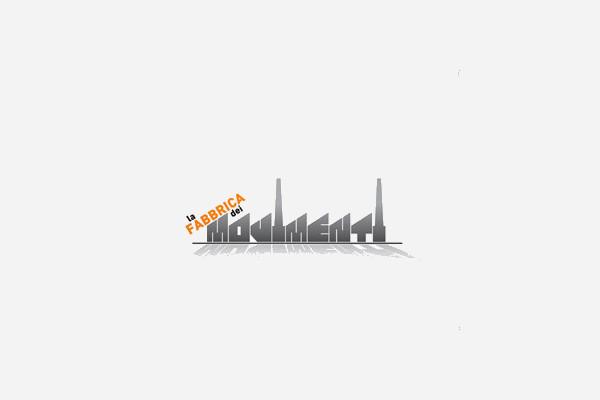 Flat Figurative Industrial Logo