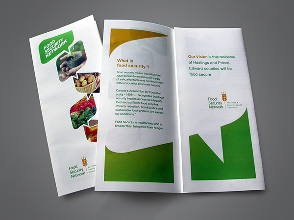Food Security Network Brochure