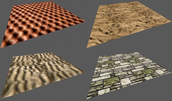 Free 3D Textures Pack
