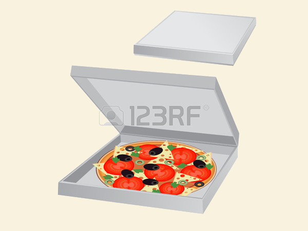 Fully Customizable Packaging Pizza
