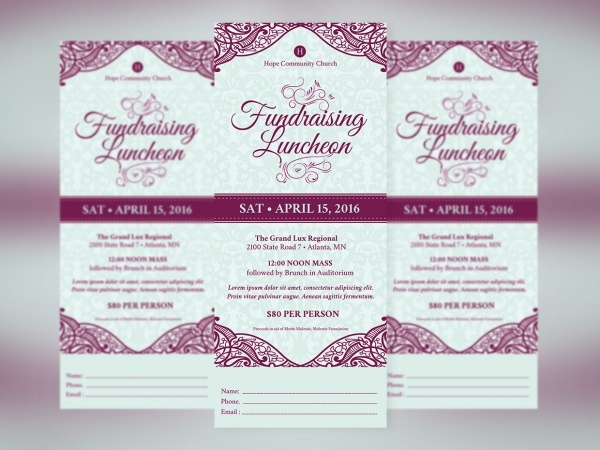fundraiser dinner tickets template - 29 fundraising flyer templates psd vector eps jpg