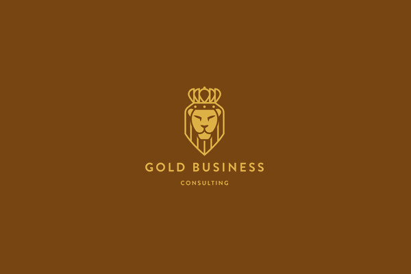 Gold Business Consulting Company Logo