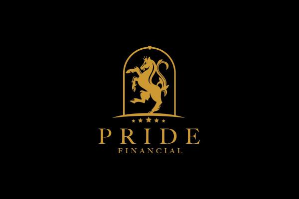 Golden Emblem Financial Logo