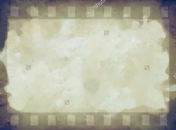 Grunge Color Photo Filmstrip Texture