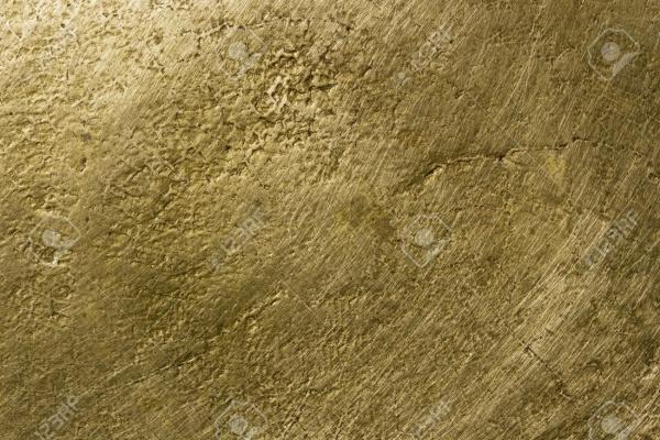 Grunge Design Brass Texture