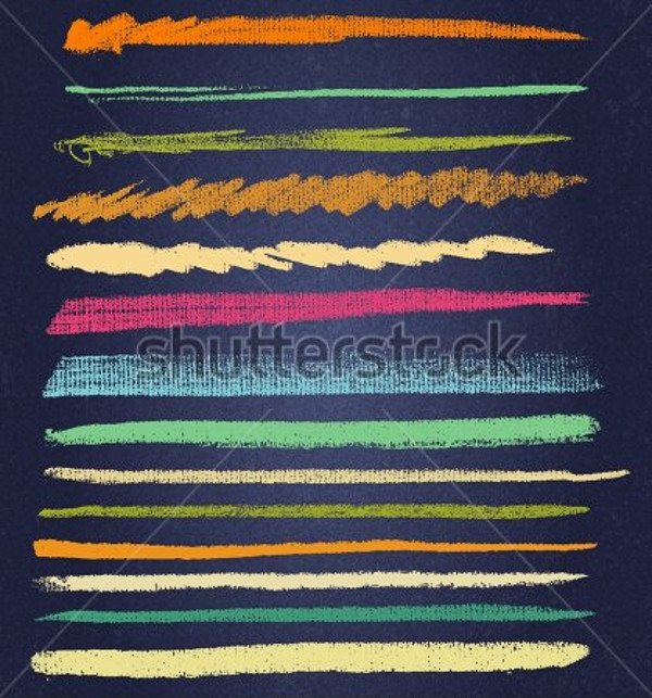 Grunge Line Brushes