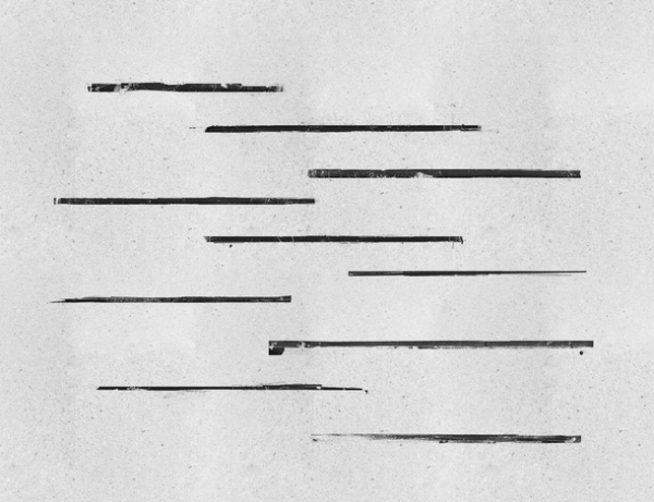 Grungy Edge Straight Lines Brushes