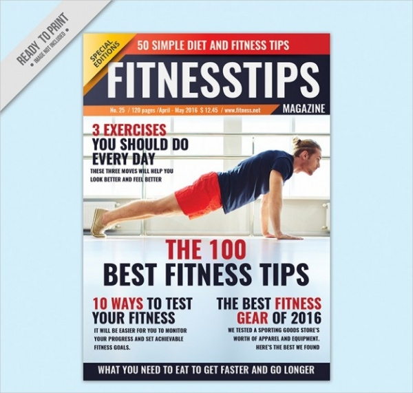 Gym Fitness Advice Magazine
