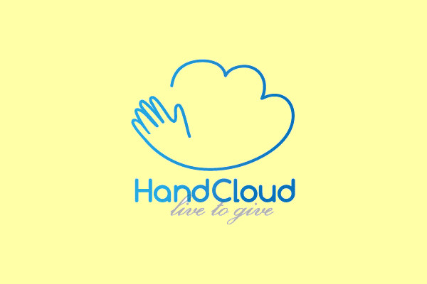 Hand Drawn Cloud Logo