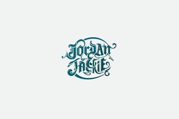 Hand Drawn Typography Logo