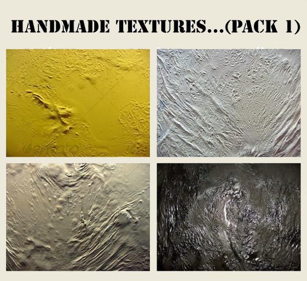 Handmade Art Texture Pack