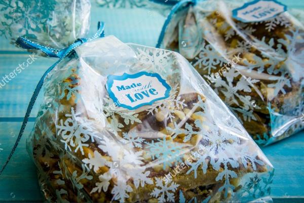Handmade Cookie Packaging