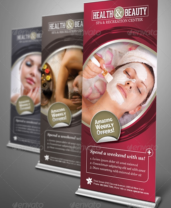 Health & Beauty – Promotion Banner