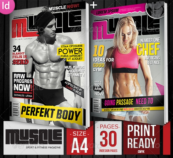 Health Fitness Magazine