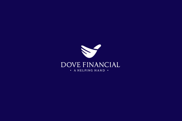 Helping Financial Logo Design