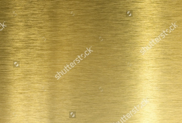 High Quality Brass Sheet Texture