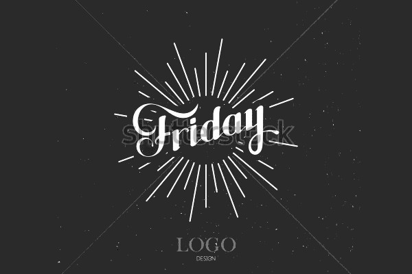 High Quality Hand Drawn Logo