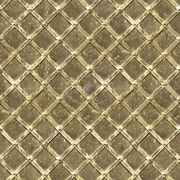 High Resolution Brass Texture